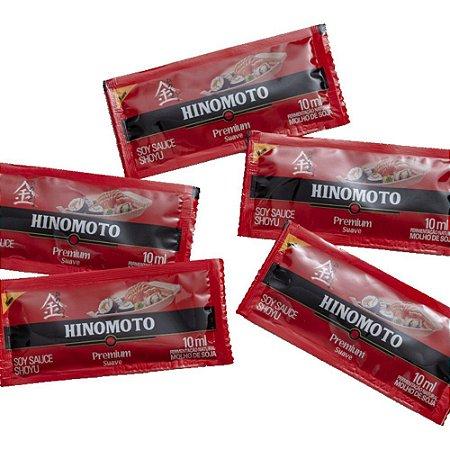 Shoyu Hinomoto Premium Sachê C/250 UN