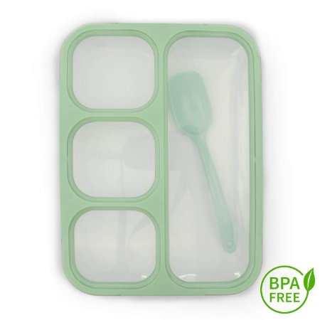 Marmita Lunch Box Grid BPA Free