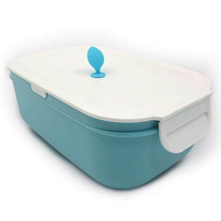 Marmita Lunchbox Folha