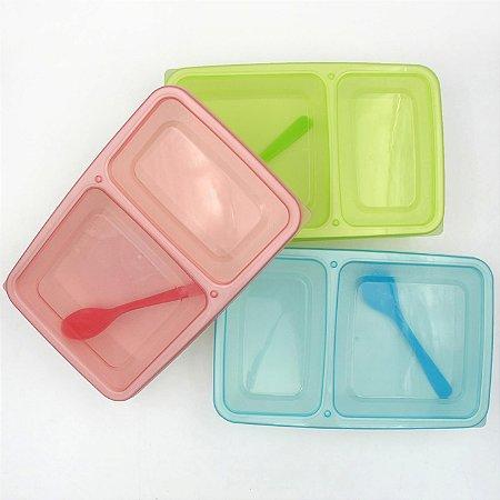 Marmita Lunch Box Duo BPA Free - G