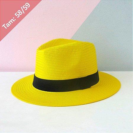 Chapéu Panamá Colorido M