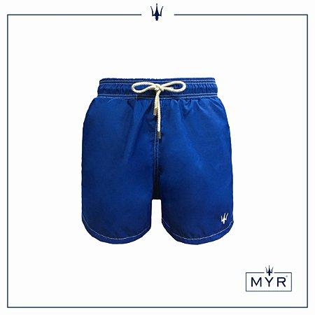 Short curto - Azul Bic