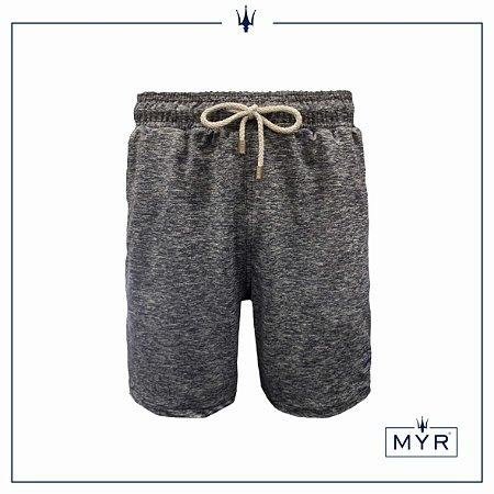Short de Moleton comprido - Linha Confort
