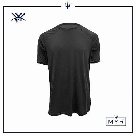 Camiseta UVSKIN cinza ride