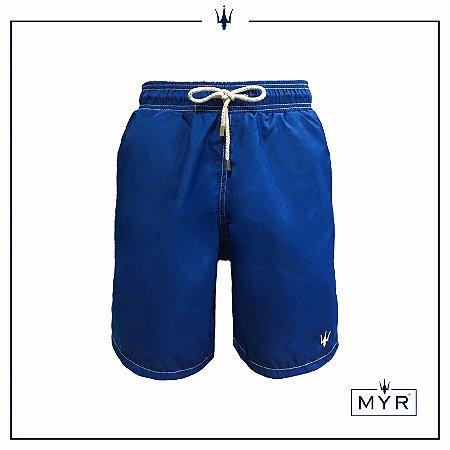Short Comprido - Azul Bic