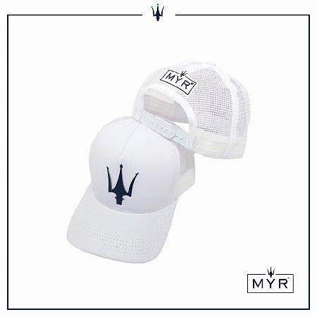 Boné MYR branco