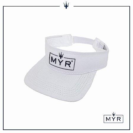 Viseira MYR branca