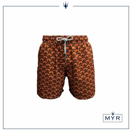 Short curto est. - MYR Orange