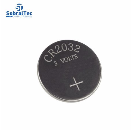 Bateria Lithium 3v para Placa Mae Cr2032