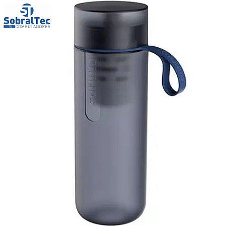 Garrafa De Agua Active Com Filtro Philips AWP2712BLR
