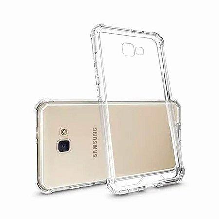 Case Para Celular J7 Prime Transparente