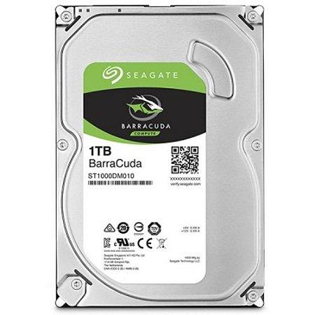 HD Int. Desktop 1TB Seagate ST1000DM010- 3.5 Sata 3 7200 RPM