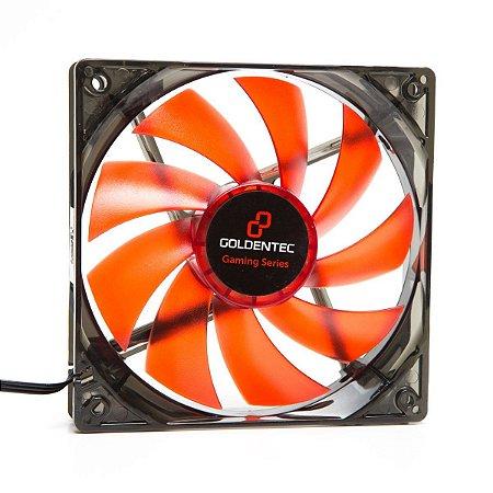 Exaustor Gamer GT 12cm Led Vermelho Flow