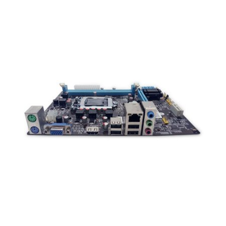 Placa Mãe Lga 1155 Ddr3 DJ-H61-1155 -Hdmi 2°/3° Ger. Foxconn