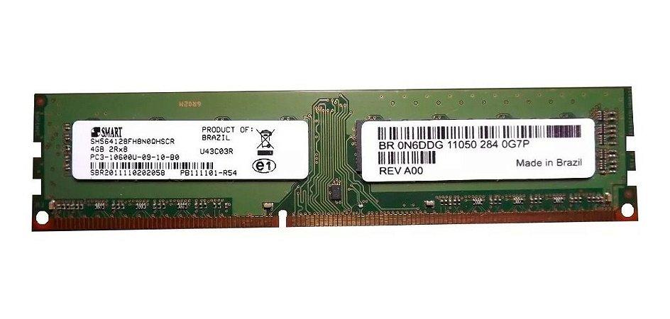 Memória Desktop 4gb Ddr3 2Rx8 SH564128FH8N0tNsDr Smart