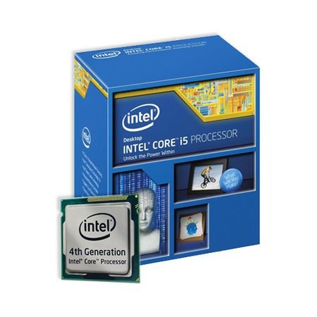 Processador Intel Core i5-4570 6MB 3.2Ghz LGA 1150 HD 4ª Ger.