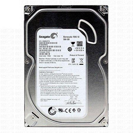 Hd Int. Desktop 500 Gb Seagate ST500Dm002 7200Rpm 16MB