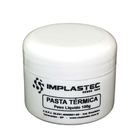 Pasta Termica Implastec Para Processador 100G
