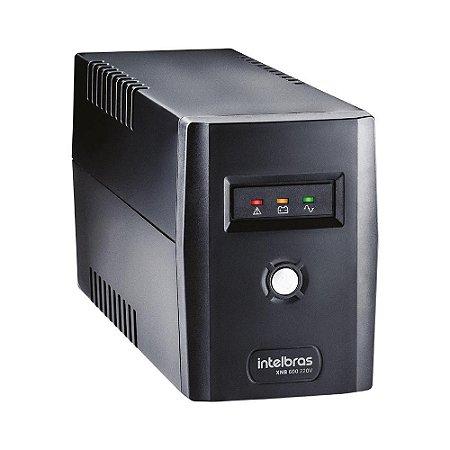 Nobreak Intelbras Xnb Intelbras 600va 220v