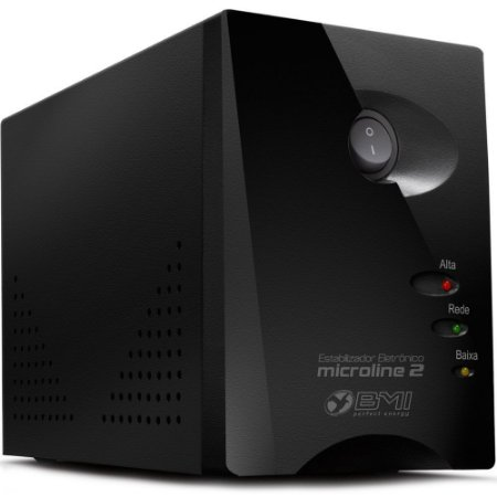 Estabilizador Bmi Microline 2 1000VA Biv 115V- ML2-1000B1