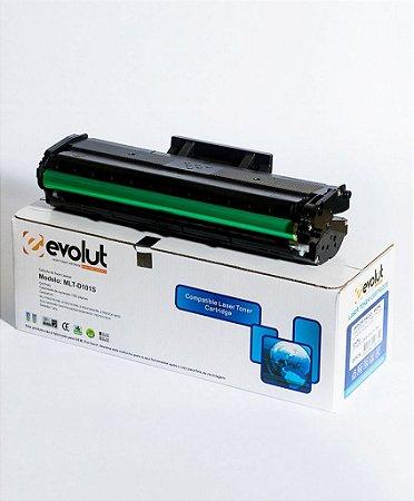 Toner Compatível Samsung MLT-D101 101S | ML2160 ML2161 ML2165 SCX3400 SCX3405 | Evolut