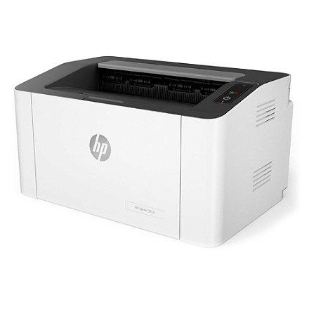 Impressora Multifuncional HP Laser Mono 107W Wireless