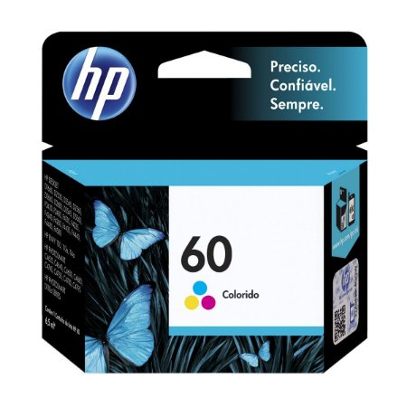 Cartucho Compatível HP 60 Color XL -HC-160C 12,5ML