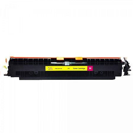 Toner Compatível HP CE312A 126A -CF352A 130A -H802 - Amarelo Premium Quality 1k