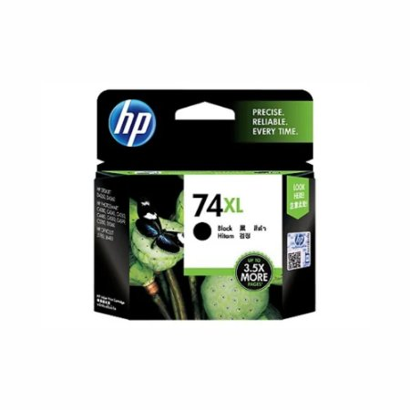 Cartucho hp 74XL Preto Cpt