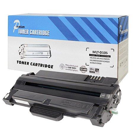 Toner Compativel 105- 4600-4623- Samsung Premium