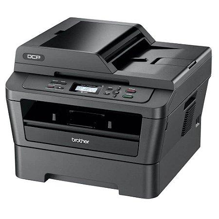 Impressora Multifuncional Brother DCP-7065DN Laser