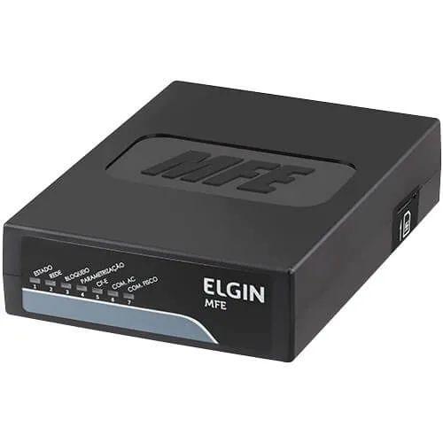 Módulo Fiscal Eletrônico MFe Ceará Elgin