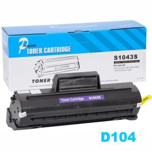 Toner Compatível Sansung MLT-D104S ML -1665 Scx 3200/1500