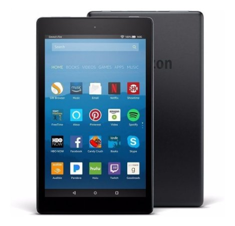 "Tablet Amazon Fire 7 9A Geracao 16GB de 7.0"" 2MP/2MP Fire Os - Preto"