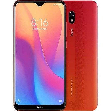 Smartphone Xiaomi Redmi 8A DS 2/32GB 6.22 12MP/8MP A9.0 - Vermelho
