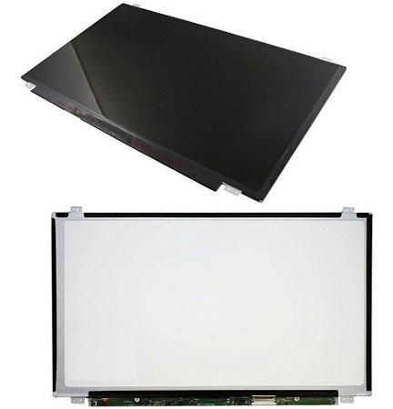 "Tela Notebook LED Slim 15.6"" Sim 40 Pinos Pn NT156WHM-N10 V8.0 - WXGA HD"