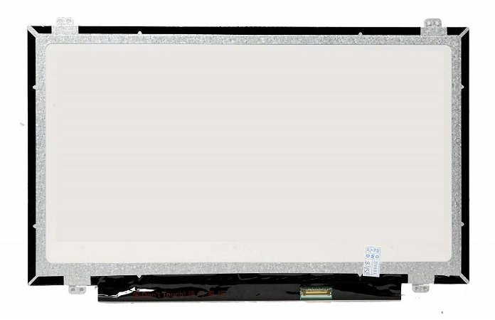 "Tela Notebook LED 14.0"" Slim 30 Pinos Pn B140XTN02.A- WXGA HD"