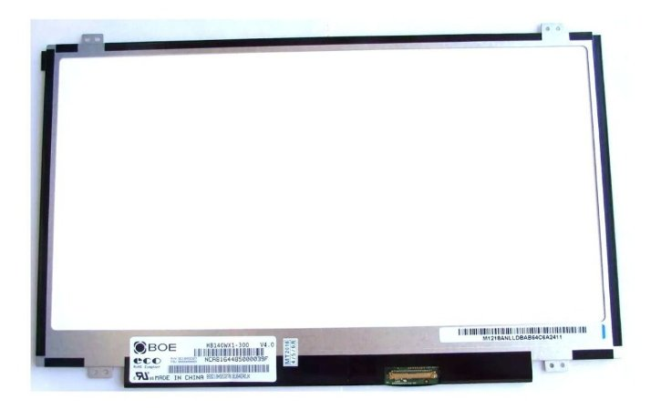 "Tela Notebook Display Lcd 14"" Slim B140XW03 V.0 H/W:0B F/W:1"