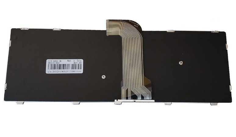 Teclado Para Notebook Dell Inspiron 3421 P37g PN 9z.n8vsw.01b- Model nsk.l90sw