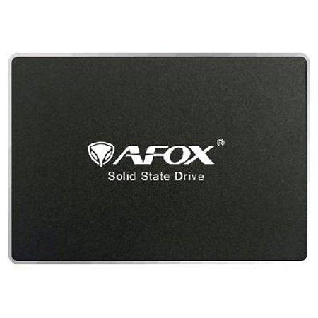Hd Ssd 120GB Afox 2.5 Sata 6Gb/s 530mb/s