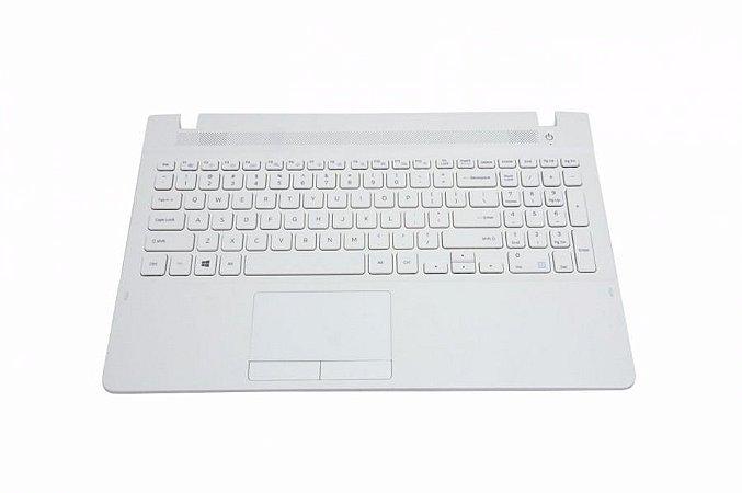 Teclado Com Topcase Notebook Samsung Np270e5j