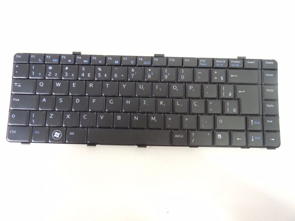 Teclado Notebook Dell Part Number V100826AR1
