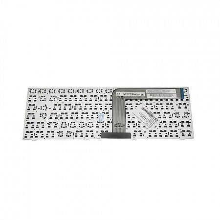 Teclado Notebook Semp Toshiba Sti Ni-1401 | Preto Abnt2