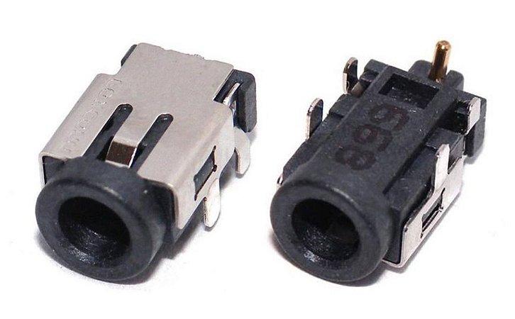 Conector Power Jack Dc Positivo Xc3550 Xc3570 Xc3650 Asus Ux21