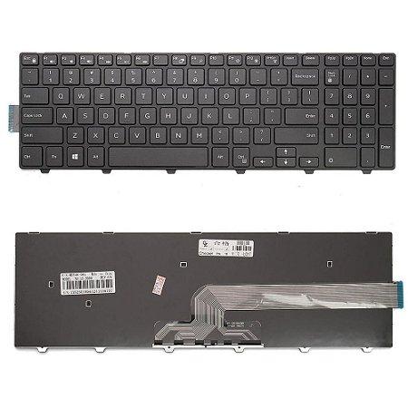 Teclado Notebookl Dell Inspirion 15-3000 P/n:Mb346-001