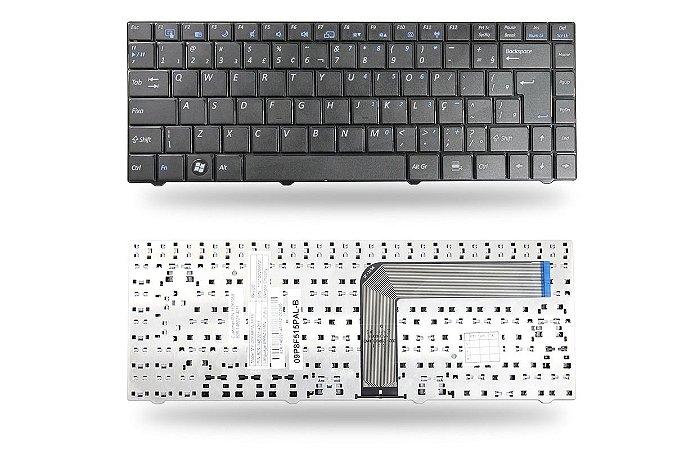 Teclado Notebook Positivo Unique -Sim+ Pn 82r-14b221-4211- MP-09P88PA-f515