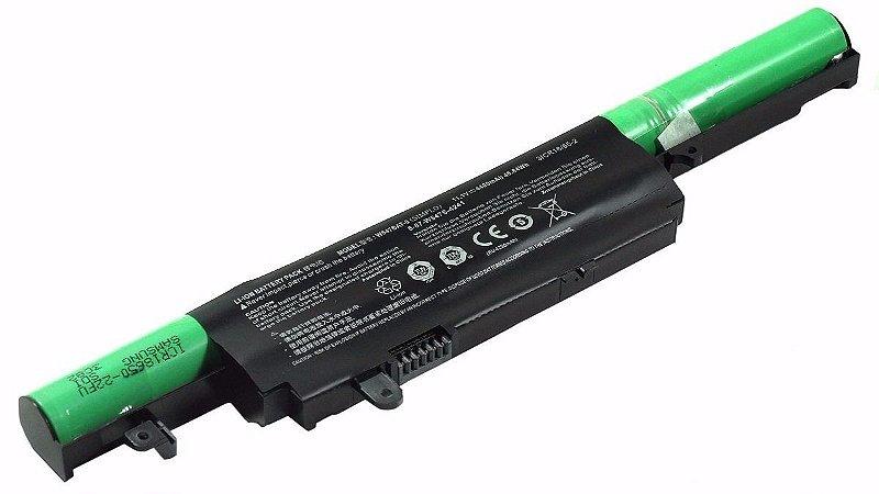 Bateria Notebook 4 Celulas 14.8v W940bat-4- Usd