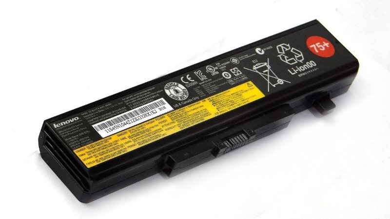 Bateria Notebook Lenovo Part Number L11m6Y01 | 6 Células-Usd
