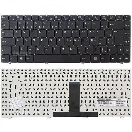 Teclado Notebook Phico/Itautec W7425 Mp-07G38pa-430 PN: 6-80-W84T0-330-1