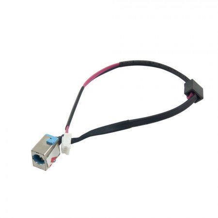 Plug Conector DC019 Jack STI IS1422 -Philco -DCH115 - 5.5x2.5mm - Cable